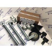 Utánfutó felszerelés MAX csomag- minden tipushoz- adapterekkel, zárral