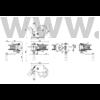 Dragon DWK 35 V kézi csörlő - drótköteles