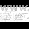 AL-KO Csörlő OPTIMA 901A PLUS + Kötél 12,5m