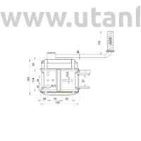 AL-KO Csörlő OPTIMA 901 PLUS + Kötél 12,5m