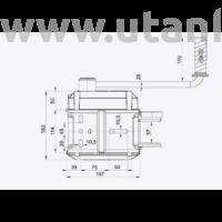 AL-KO Csörlő OPTIMA 901 PLUS + Kötél 20m