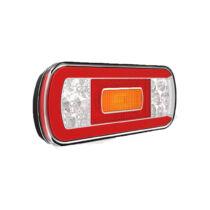 Friston - 130 LED 12/24V tolató lámpával