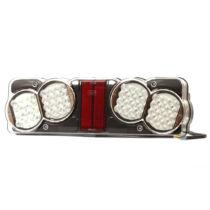 LED  hátsó lámpa W40P 24V