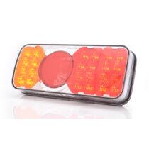 LED hátsó lámpa  W67 L+P rendsz.vil.nélk.