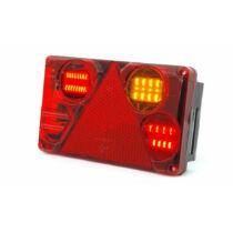 Was W70DP LED hátsó lámpa
