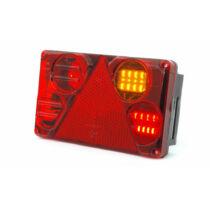 LED rendsz.világítás W70DP