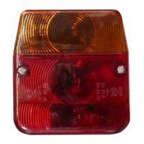 Promot LT70 hátsó lámpa+rendszám világítás