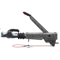 Ráfutófék-V 251 G/Stahl, 3000 kg, alsó, fék 1637/2051, AK 301