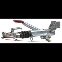 Ráfutófék-V 251 G/Stahl, 3000 kg, felső, fék 1637/2051, AK 301, orrkeréktartó