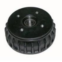 AL-KO fékdob 1637- Compactcsapággyal - 100x4