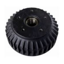 AL-KO fékdob 2051 -  Compactcsapággyal - 112x5