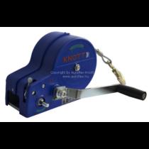 KNOTT Csörlő 1150 kg (szerelt acélhuzallal)