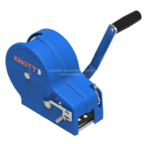 KNOTT Csörlő 900 kg (kötél nélkül)
