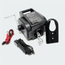 Elektromos csörlő 12V-os -  2,2 T max. teher
