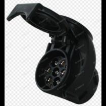 Dugalj átalakító/adapter 13/7+6-pin WEST E.JAEGER