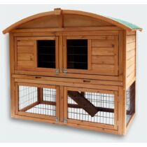 Szabadonfutó csirke ház