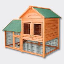 Csirke vagy rágcsáló ház