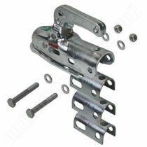 SPP kapcsolófej szett BC2200C  2300kg cső 35mm/ 40mm/45mm /50mm