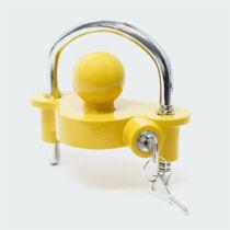 Kapcsolófej zár - sárga