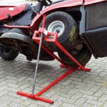 Fűnyíró traktor billentő, szereléshez  400 KG
