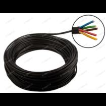 Kábel 5 eres, 5x1mm