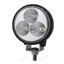 Munkalámpa LED, 3xLED,600Lm,83x87x51mm
