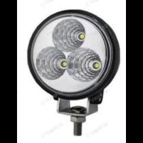 Munkalámpa LED, 3xLED,600Lm,83x87x51mm
