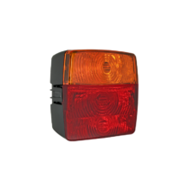 Wesem LT4 hátsó lámpa