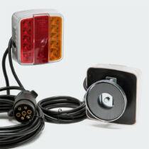 Komplett lámpa szett ledes mágneses lámpákkal