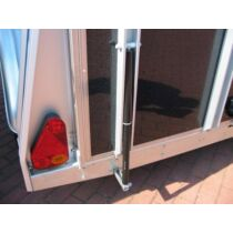 Gázrugó lószállító utánfutó - hátsó ajtó 750 mm