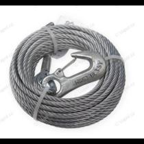csörlő drótkötél 351,10m/4mm AL-KO