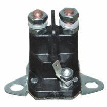 12V-os mágnes kapcsoló, relé  3-pólusú