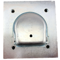 UP-01 lemez ellendarab plató alá
