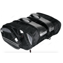 Moto üléstáskák 2x 25-37l 47x26x31 - T-Maxter