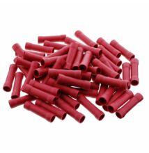100x körsaru toldó piros 8mm² 600V