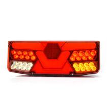 Egyesített lámpa jobb hátsó LED W138 (1062) WAS