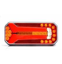 Egyesített lám. W150 (1111 B/J) LED rendszám vil.