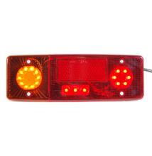 Egyesített lámpa LED (483 WAS) bal