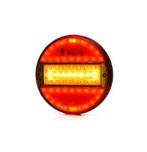 Egyesít.lámpa W94(742)LED,5-funkció,SLIM 2,5cm