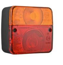 Wesem LT1-06727 hátsó lámpa