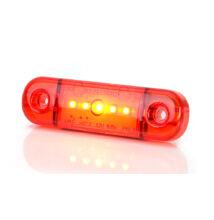Helyzetjelző W97.2 (712) piros LED