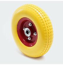 Tömör Komplett kerék kézi kocsi 2.80/2.50-4