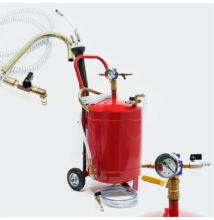 Pneumatikus olajleszívó berendezés 22,7 Liter – oljcseréhez