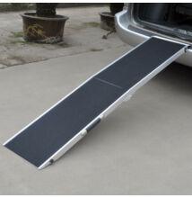 1x Felhajtó rámpa - áruszállításra 110 kg  213 x 38 cm /összehajtható/