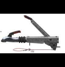 Ráfutófék-V 161 S, 1600 kg, felső, Fék 1637/2051, AK 161 Optima