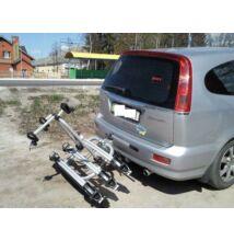 Menabo WINNY 3 Vonóhorogra szerelhető Kerékpárszállító