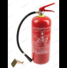 Tűzoltó készülék 6kg porral oltó CZ + REVIZ
