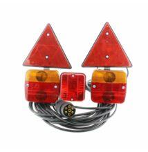 Komplett lámpa szett ködlámpával és mágneses lámpákkal