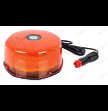 Narancssárga világító 48x LED mágneses rögz.