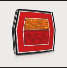 Hátsó lámpa FT-121 LED Bajonet